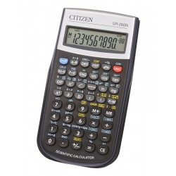 GEN CALCULATOR CITIZEN SR260N