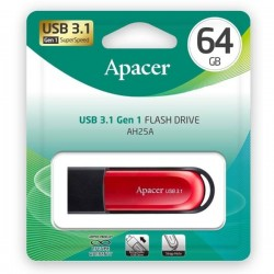 TEC FLASH USB 3.1 APACER 64GB AH25