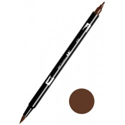CON MARKER TIP ACUARELA 2 CAPETE TOMBOW REDWOOD ABT-899