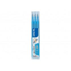 DAC MINA ROLLER FRIXION 0.7 3/SET BLUE BLS-FR7LB-S3