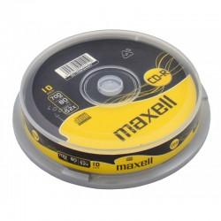 TEC CD MAXELL 10/SET CD-R 624027.40.TW