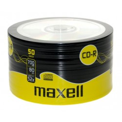 NEO CD MAXELL 50/SET CD-R