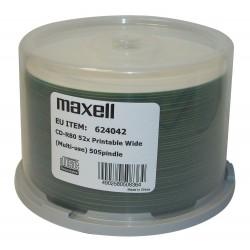 NEO CD MAXELL 50/SET PRINTABIL