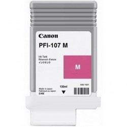 CARTUS CANON PFI-107 MAGENTA 130 ml