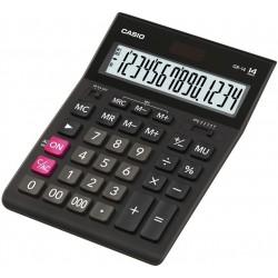 Dac Calculator Casio 14 Digits Gr-14-w-ep