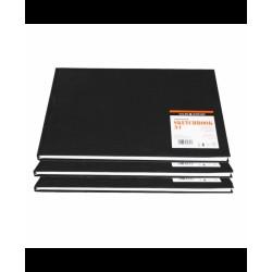FIL BLOC SCHITE A4 130GR/M2 46 FOI  DALER ROWNEY GRADUATE 481750400
