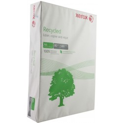 LEC HARTIE XEROX RECYCLED A4