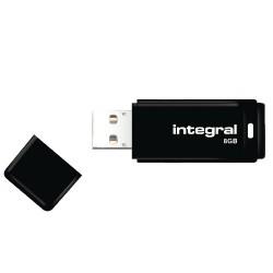 TEC FLASH USB 2.0 INTEGRAL 8GB