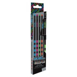 DIA CREION MUST STRIPES HB CU RADIERA 12/SET 579164-PROMO