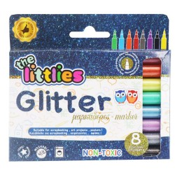 DIA CARIOCI GLITTER 8/SET THE LITTLIES 646529