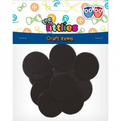 DIA MAGNETI THE LITTLIES ADEZIVI 25*3MM 10/SET 646669