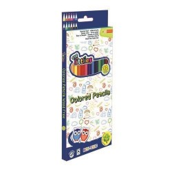 DIA CREIOANE COLORATE 12/SET THE LITTLIES 646756