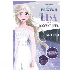 Dia Set Desen Frozen Ii 31 Piese 562647