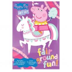 Dia Set Desen Peppa Pig 31 Piese 482609