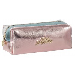 DKT NECESSAIRE MISS LEMONADE METALLIC PINK 63420