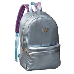 DKT RUCSAC MISS LEMONADE METALLIC BLUE 44CM 63421