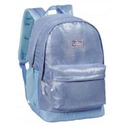 DKT RUCSAC MISS LEMONADE TWINKLE BLUE 44CM 63441