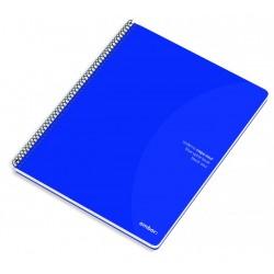 AM CAIET A4 80F SPIRA AMBAR BLUE 166482 DR
