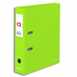 AM BIBLIORAFT AMBAR NEON 7.5CM VERDE DESCHIS 174975X