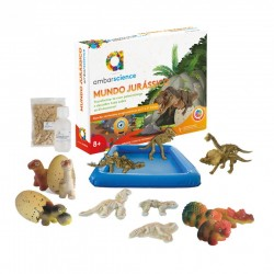 AM SET LUMEA JURASIC AMBARSCIENCE 600078