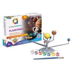 AM SET CONSTRUCTIE PLANETARIU AMBARSCIENCE 600177