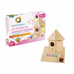 Am Puzzle 3d Case Pasari Si Kit Desen 600207