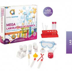 AM SET CREATIV LABORATOR CHIMIE AMBARSCIENCE 600337