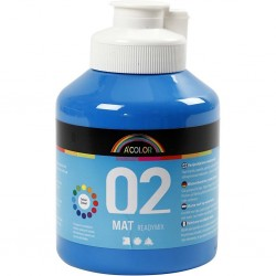 CC VOPSEA ACRILICA 500ML BLUE PRIM. A`COLOR 32108