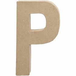 CC LITERA PAPIER MACHE 26615-P 20.5*11.8CM