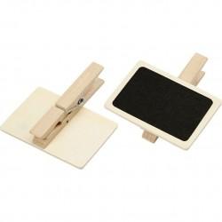 Cc Tablita Mini Cu Clema 6.8*4.7cm 6/set 562150