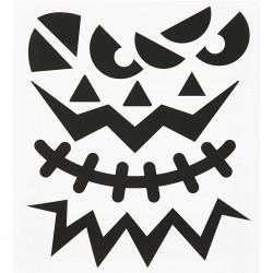 Cc Sticker Halloween 15x16.5 Cm,1 Tipla 28977