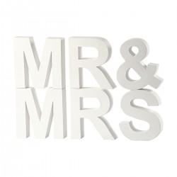 CC LITERE MR&MRS 17.5CM 25772 ALBE