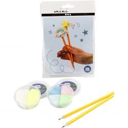 Cc Set Creativ Mini Modelling Pencils 977221