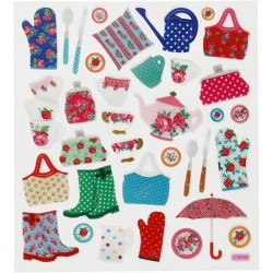 CC STICKER DECOR GARDEN LIFE 28 BUCATI 27188