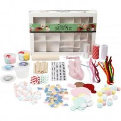 Cc Set Creativ Modelaj Candy Box 54462