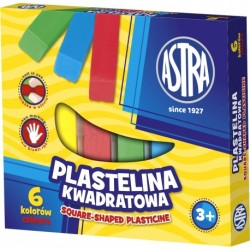 AS PLASTILINA 83811908 6/SET