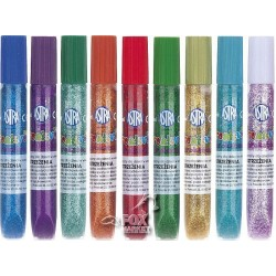 AS GLITTER GLUE 10.5ML LA BUCATA CULORI DIVERSE 332114001