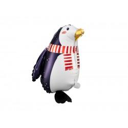 Pd Balon Folie Aluminiu Penguin, Mix, 29x42cm Fb97