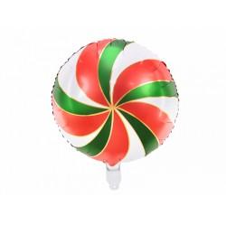 Pd Balon Folie Aluminiu Candy, Mix, 35cm Fb107-000