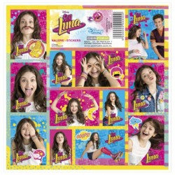 DE STICKER SOY LUNA MINI NZSL