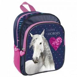 DE GHIOZDAN GRADINITA 2019 HORSES PL11KO17-PROMO