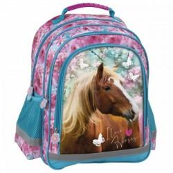 DE RUCSAC SCOLAR HORSES PL15BKO19