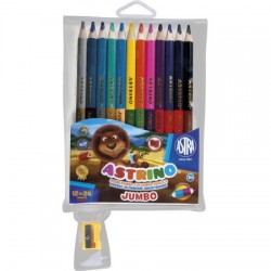 AS CREIOANE COLOR JUMBO 2 CAPETE 12/SET 312116003