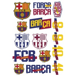 AS TATUAJ BARCA 708016025