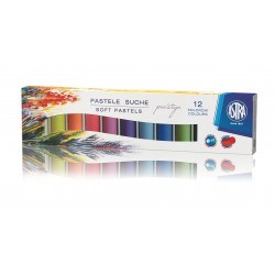 AS CREIOANE PASTEL SOFT 323117001 12/SET