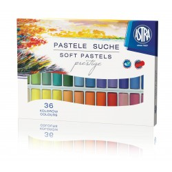 AS CREIOANE PASTEL SOFT 323117003 36/SET