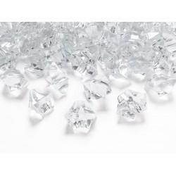 Pd Decoratiuni, Crystal Ice, Colourless, 25 X 21mm 50/set Ac25-099