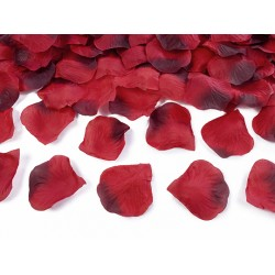 PD PETALE TRANDAFIR, Rose petals in a bag, red 100/SET PLRD100-007B
