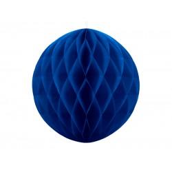 Pd Ornament Suspendat Hartie, Honeycomb Ball, Navy Blue, 30cm Kb30-074