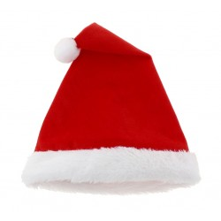 God Palarie Mos Craciun Santa Claus Hat 36cm Nw-czmi